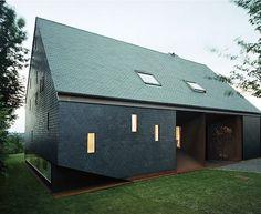 pierre hebbelinck modern house design