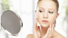 Mirror, mirror on the wall, who's the fairest of them all? :) Take care of your skin to maintain your beauty.