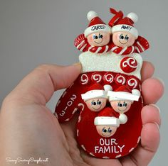 Ornaments with Love Family Ornament Review #HolidayGiftGuide