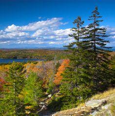 Fall Weekend Getaway Ideas - Articles | Travel + Leisure