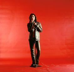 Jim Morrison by Yale Joel, 1968