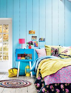 Vt wonen magazine, nl, happy colour
