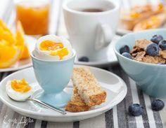 Что утро нам готовит: 10 вкусных завтраков за 15 минут