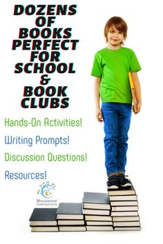 Fun and engaging hands-on activities and comprehensive curriculum guides that get even the most reluctant reader excited about books! Reading At Home, Get Reading, Hands On Activities, Book Activities, Book Club Books, Book Lists, Book Reviews For Kids, Reluctant Readers, Reading Levels