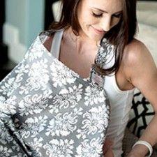 Voeden in het openbaar met de voedingsschorten van Udder Covers #borstvoeding | Babystuf