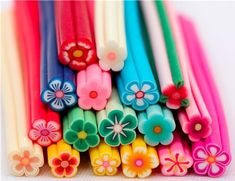 Polymer Clay canes - Awesome!