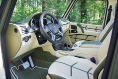 mercedes AMG G63 6x6 gronos mansory designboom