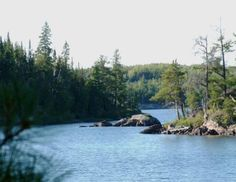 ....Boundary Waters, just about the best place on earth!