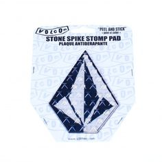 Stone Spike Rubber Stomp Pad