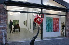 Anita Levering - Morphism - Sanderson Gallery