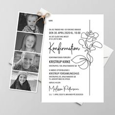Invitation i A5 format (21×14,8 cm). Indsæt din ønskede tekst til invitationen – så klarer vi resten! Tilkøb tillægssider og/eller … Cornelius, Sharpie, Hygge, Line, Projects To Try, Banner, Valentines, Clouds, Invitations