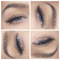 Linda Hallberg's soft cat eye