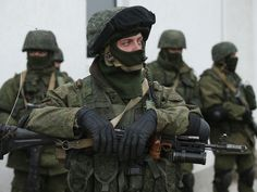 Deadly Russian SPETSNAZ