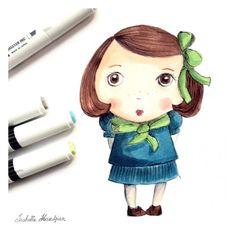 #drawing Flickr par ISABELLE KESSEDJIAN