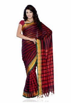 #designersareeus #Indian #Designer #Wear #Maroon & #Black #Plain #Saree fabdeal, http://www.amazon.in/dp/B00IXGC8W6/ref=cm_sw_r_pi_dp_bgjGtb05675D8