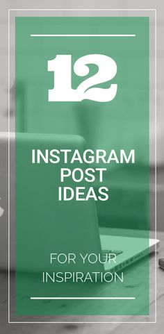 Running out of Instagram content ideas? Not getting enough engagement on your posts? Use these 12 creative Instagram post ideas to inspire your next post. Business Marketing, Content Marketing, Online Marketing, Social Media Marketing, Digital Marketing, Mobile Marketing, Marketing Strategies, Inbound Marketing, Marketing Ideas