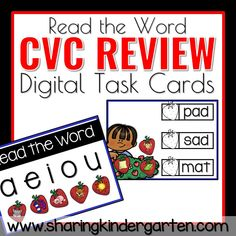 CVC Read the Word for ALL 5 VOWEL SOUNDS Boom Cards This deck contains CVC Read the Word Task Cards for ALL 5 VOWEL SOUND CARDS task cards you use on Boom Cards. This will give your students a fun and interactive way to increase math practice in a super engaging way! Students will interact […]