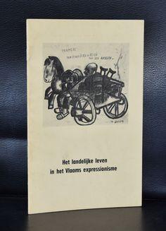 atelier de Fuus # HET LANDELIJK LEVEN IN HET VLAAMS EXPRESSIONISME # 1976, nm