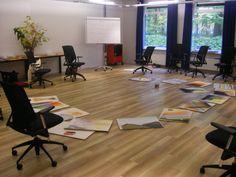 Workshop in de Dales Zaal