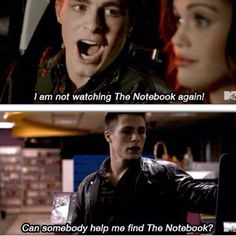 Okay Jackson! (such a whip)#teenwolf #thenotebook