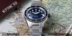 Lorier Neptune Series III Dive Watch Review