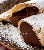 rachael ray fried chocolate pudding hand pies!!!!