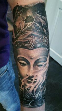 Buddha portrait piece