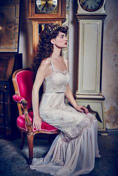 Lindos vestidos de novias   Colección Shimka