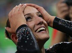 La holandesa Sanne Wevers, oro en barra de equilibrio. - Los triunfadores de Río…