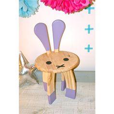 Schön Club Soda Designs | BUNNY Kids Chair Lilac