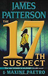 Bestseller Alert: 17th Suspect by James Patterson | BookGlance