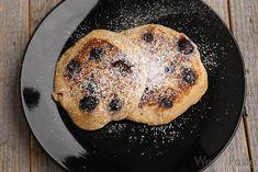 Blaubeer-Mehrkorn-Pancakes *