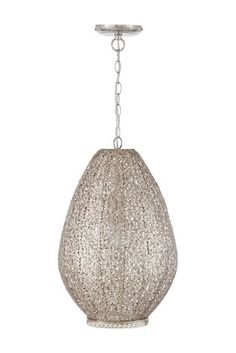 Buy Oriana Large Nickel Pendant from the Next UK online shop