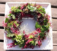 freshly bound natural wreath AUTUMN MAGIC autumn wreath heather wreath table wreath autumn deco AUTUMN - new site Diy Fall Wreath, Autumn Wreaths, Christmas Wreaths, Christmas Decorations, Moss Wreath, Straw Wreath, Fleurs Diy, Classy Christmas, Easter Flowers