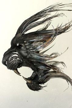 Este artista turco crea máscaras de animales con acero, no te pierdas su fiero tigre.