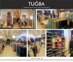 Ankara Natavega AVM Mağazamız.  Doğukent Bulvarı. Natavega Outlet AVM. Mamak / Ankara  Tel: 0312 554 28 84  http://www.tugbaonline.com/magazalar.aspx