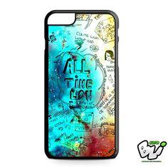 All Time Low Quotes iPhone 6 Plus Case | iPhone 6S Plus Case