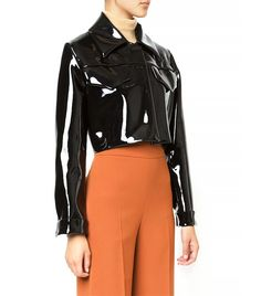 Trend Report: Cropped Jackets via @WhoWhatWear