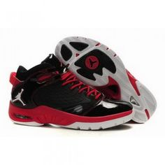 innovative design e71c0 a2ab0 Nike Air Jordan New School Men Black Red-White Basketbasll Shoes 1007   58.00 go