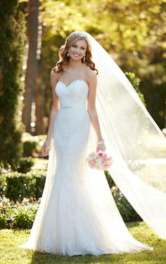 6254d8f0a9fb  WeddingDress  bridal Stella York Bridal