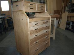 Rolling Tool Chest Plans
