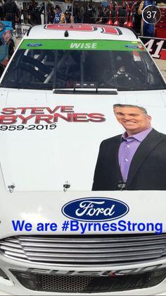 Phil Parsons Racing & Josh Wise honor Steve Byrnes! Steve Byrne, Nascar, Jr, Racing, Life, Running, Auto Racing