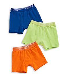 Jongenskleding Boxershorts in oranje –  Voordelig Online bij C&A