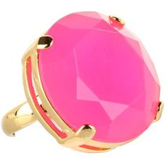 Kate Spade New York Cameo Jewels Ring