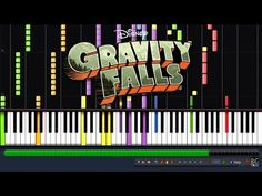 IMPOSSIBLE REMIX - Gravity Falls Theme - YouTube