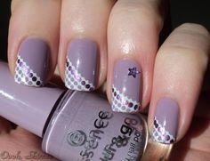 Oooh, Shinies!: No More Drama mani & Giveaway Winner