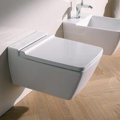 Bidet separate from toilet