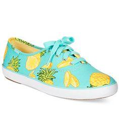 cute pineapple print Keds sneakers