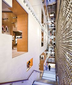 Louis Vuitton New Bond Street | Peter Marino Architect | Slide show | Architectural Record