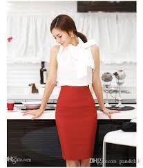 a57abefca Las 51 mejores imágenes de faldas ejecutivas en 2019 | Vestidos de ...